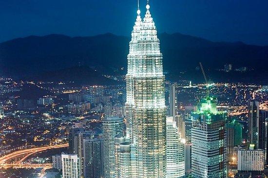 Hopp over linjen: Kuala Lumpur...