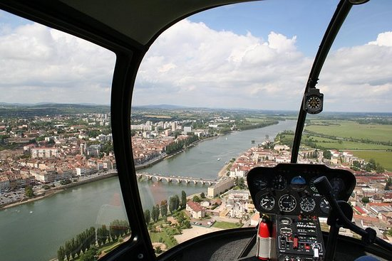 Private panoramic helicopter tour of...