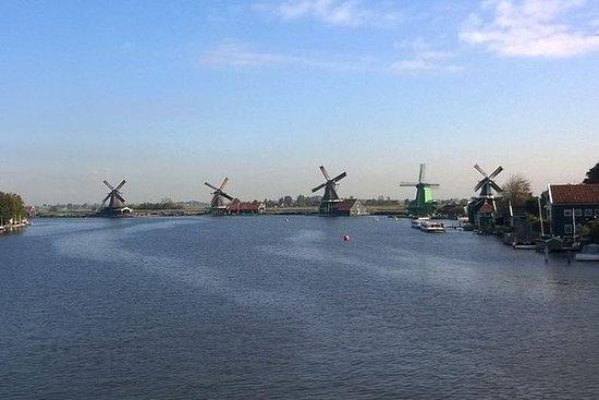Crucero por el río Zaan en grupos...