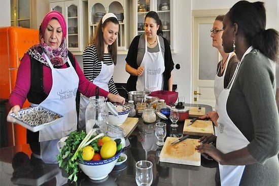 Halfdaagse kookles in Amman: Half Day Cooking Class in Amman