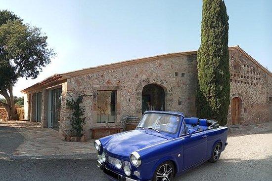 Private Trabant Cabrio Tour in...