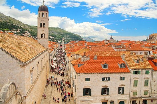 Dubrovnik Old Town 1.5 Hour Discovery...