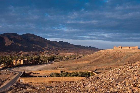 从瓦尔扎扎特出发的扎戈拉沙漠和德拉谷度假之旅