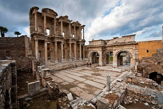 Kusadasi Half-Day Trip to Ephesus