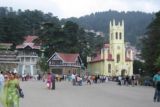 Private Heritage Walk Tour i Shimla
