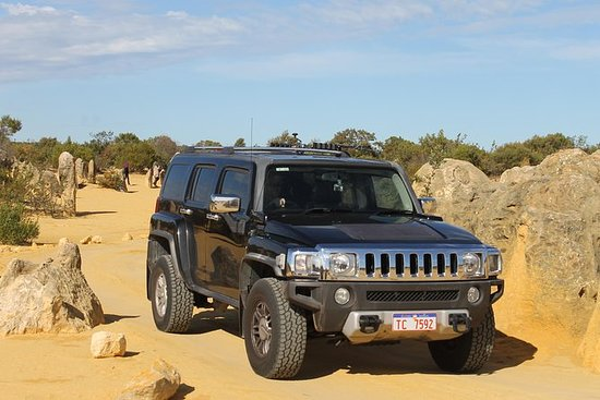 Pinnacles Hummer 4WD Dagstur fra...