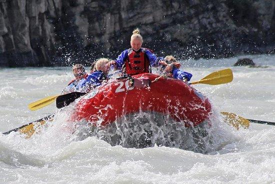 Athabasca Canyon Run Family Rafting...