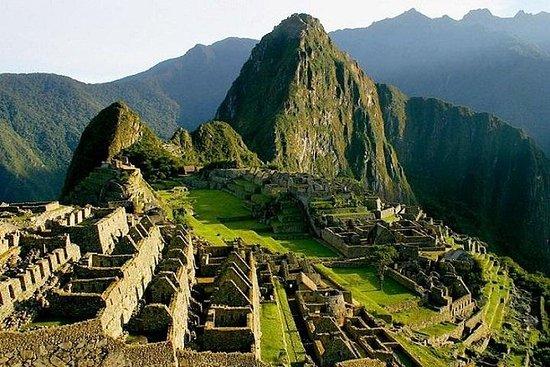 Excursion au Machu Picchu au départ...