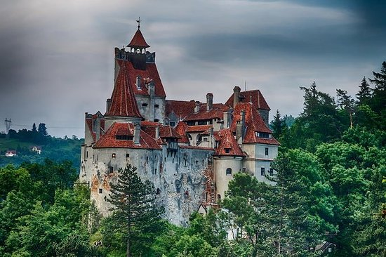 Private Day Trip to Dracula's Castle...