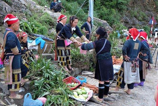 Tagesausflug zum Roten Dao Dorf von...
