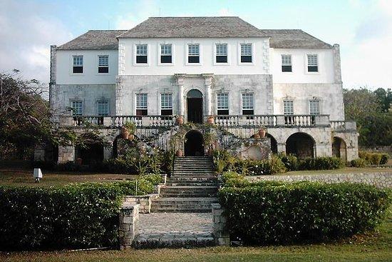 Tour della Casa Grande di Rose Hall