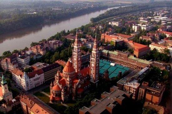 Excursion privée d'une journée à Szeged