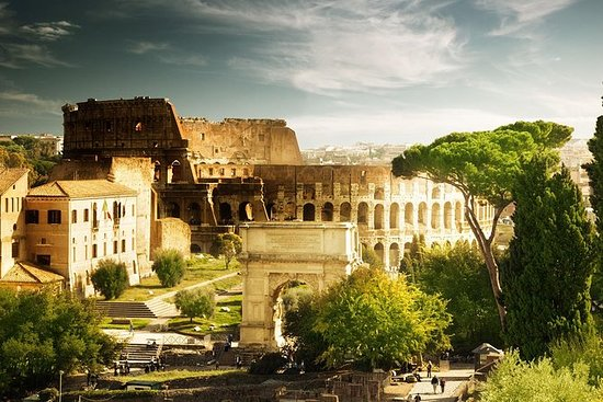 Skip the Line: Colosseum, Palatine...