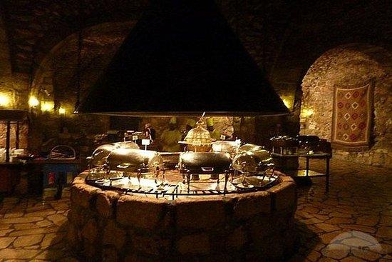 Déjeuner ou diner privé de Kan Zaman...