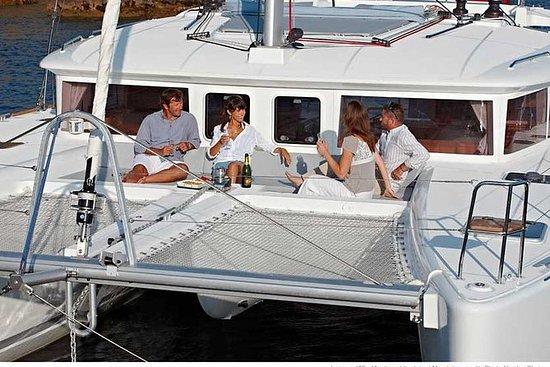 Santorini Caldera Sailing Tour with...