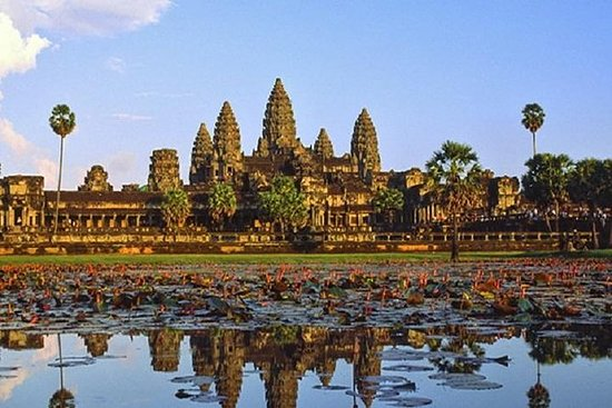 Full Day Angkor Wat Tour med bil