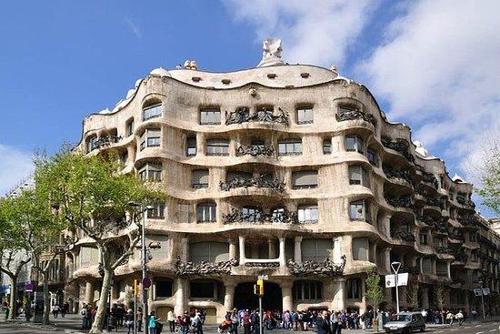 Barcelone et Artistique Gaudí: journée...