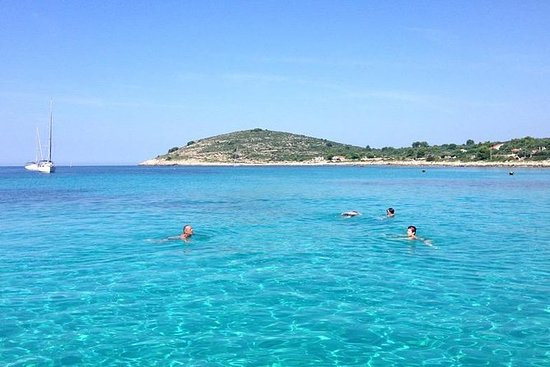 Tre Island Cruise Tour med Blue Lagoon...