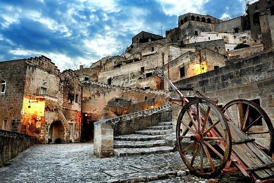 Discover Matera Walking Tour
