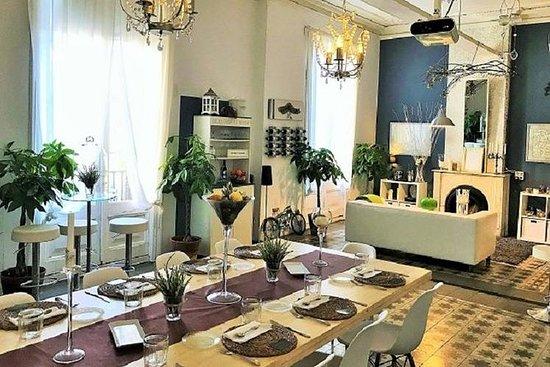 私人烹饪课和La Boqueria市场导游
