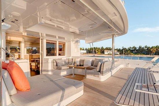 Romantisk Sunset Catamaran Tour