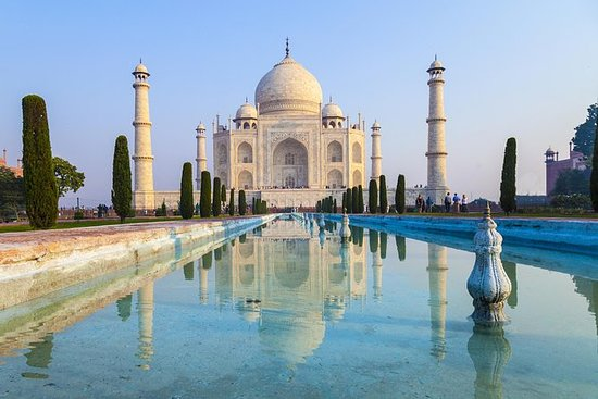 All Inclusive Private Tour to Agra...