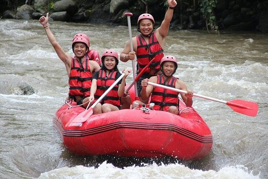 Half-Day: Bali White Water River...