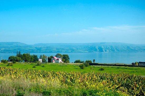 Bibelske høydepunkter i Galilea på en...