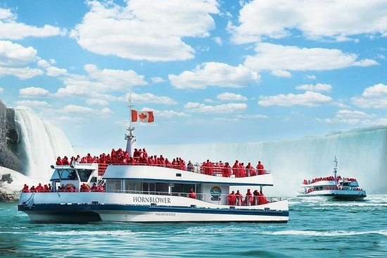 Private Tour of Niagara Falls from...