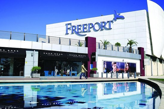 里斯本的Freeport Outlet Shopping