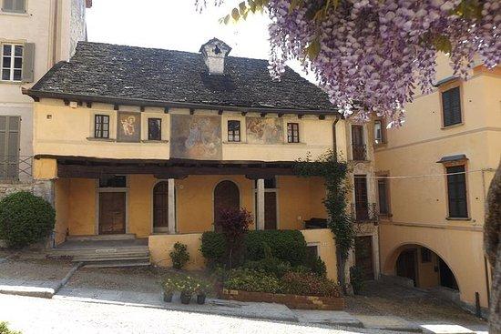 Private Tour of Orta San Giulio on...
