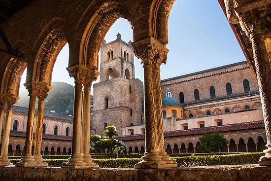Palermo Catacombs and Monreale...