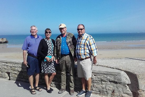 Private Tour: D-Day Beaches from Paris