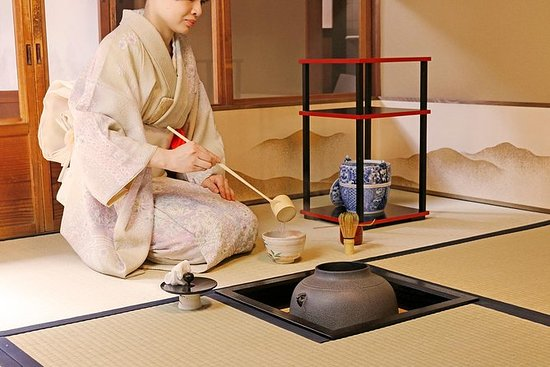 Private Tea Ceremony Experience and...