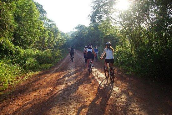 Recorrido en bicicleta de Iguazú al...