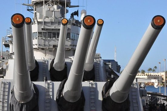 Pearl Harbor - USS Arizona - Honolulu...