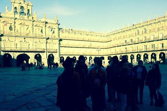 Salamanca-wandeltocht