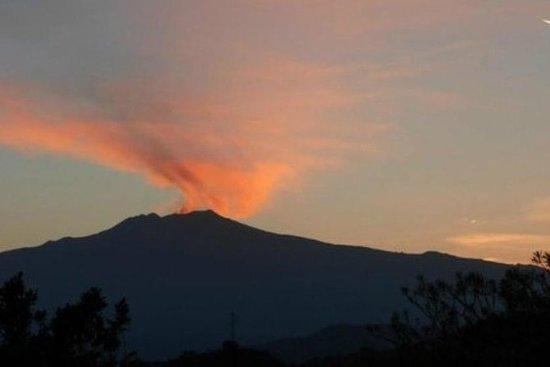 Tour di mezza giornata dell'Etna al