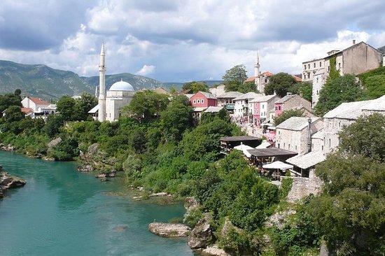 Profitez de l'ancien Mostar