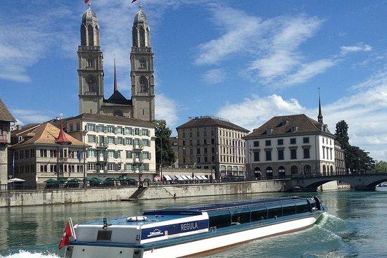 Zurich City Walking Tour in Portuguese