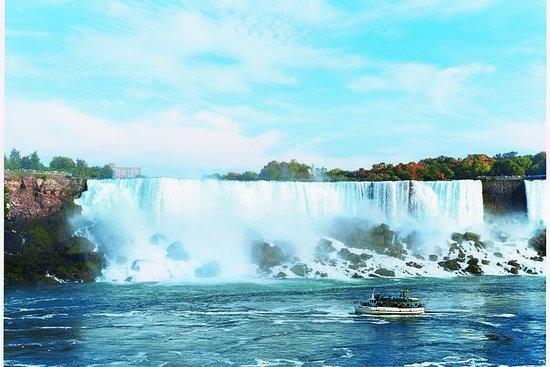 Het beste van beide Niagara Falls ...
