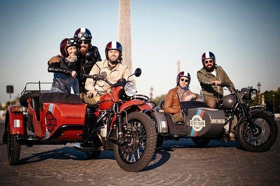 Retro Tour Paris: Sidecar Tour (366356135)