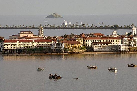 Panama City Tour og kanalen