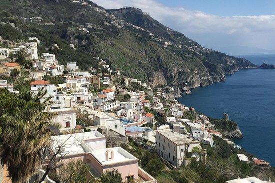 Excursão de um dia à costa de Amalfi...