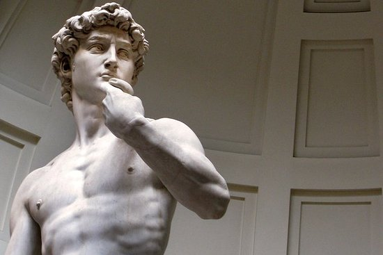 Guided Tour of Accademia Gallery and...