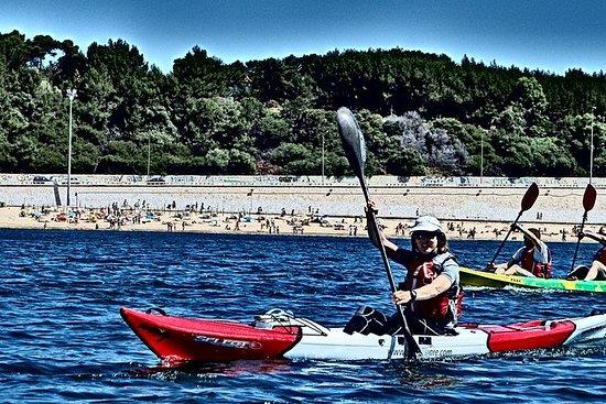 Excursion en kayak à Lisbonne