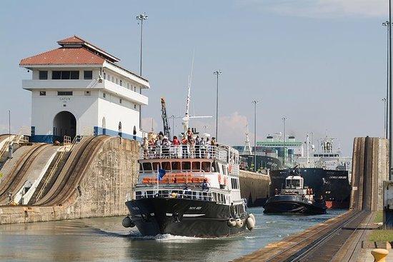 巴拿马运河全程旅游