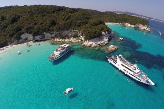 Isole di Paxos e Antipaxos e Grotte