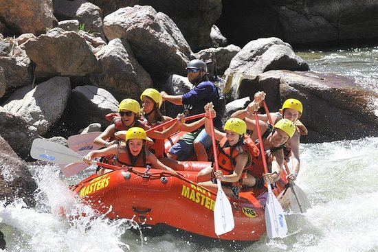 Canon City Half-Day Whitewater...