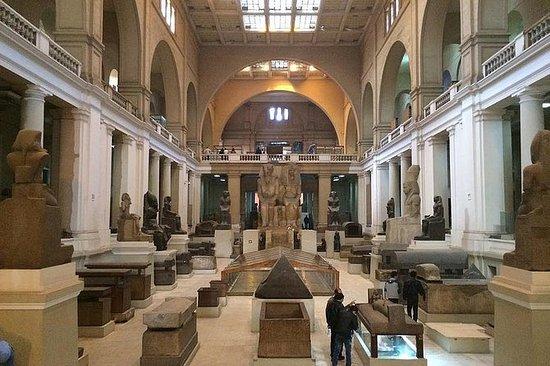 Tour privato di un giorno al Cairo